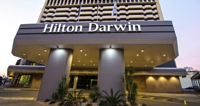 Hilton Darwin Main