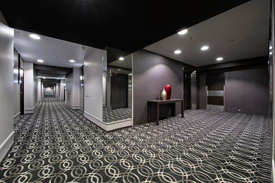 20th floor corridor