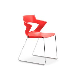 Zen Chrome Visitor Chair