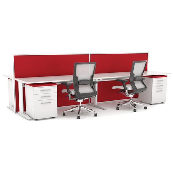 Aero Desk Pods with Studio50