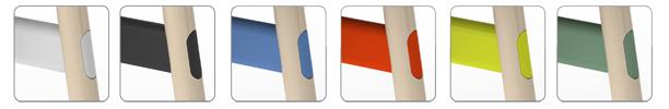OkiDoki Frame Colours