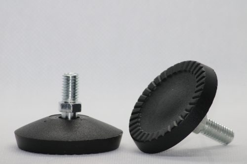 M8 Fixed foot 48mm base